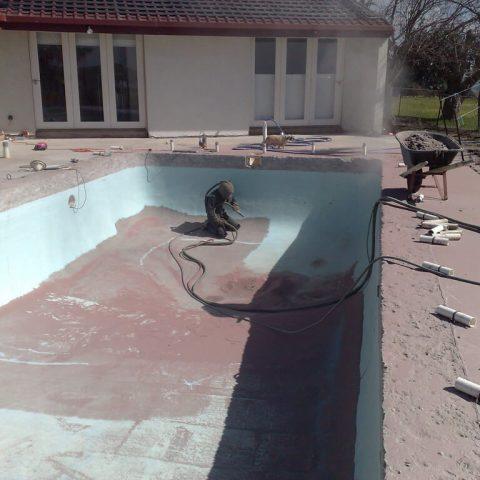 Sandblast Pool